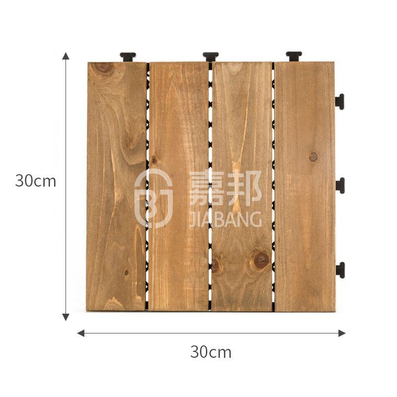 interlocking floor decking