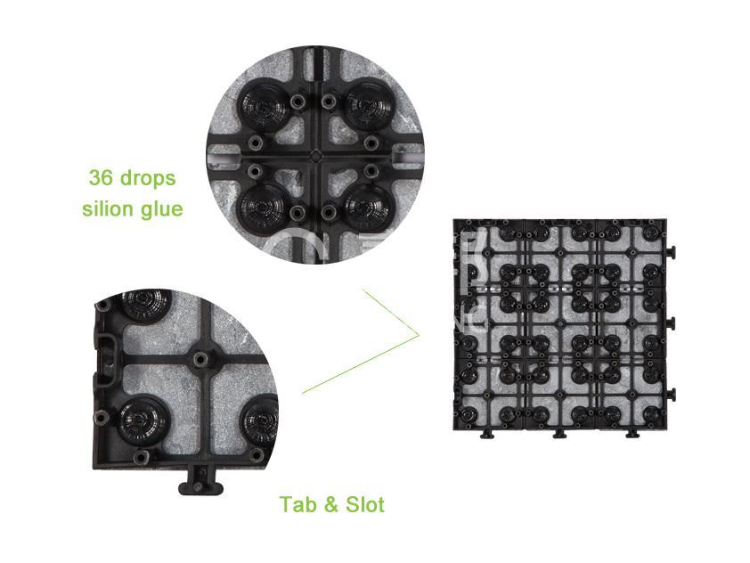 interlocking floorfor outdoors