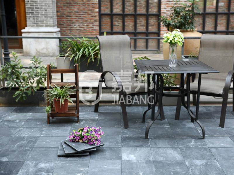 interlocking floorinstallation