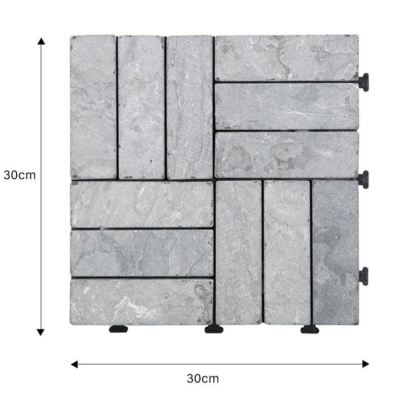 special garden travertine pavers for sale outdoor tile JIABANG Brand