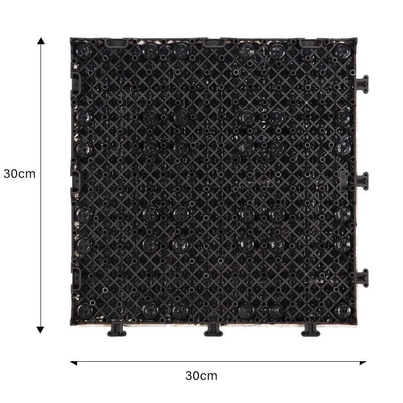 interlocking basement floor mats