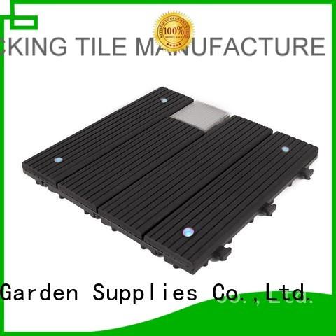solar light tiles solar tiles deck Warranty JIABANG