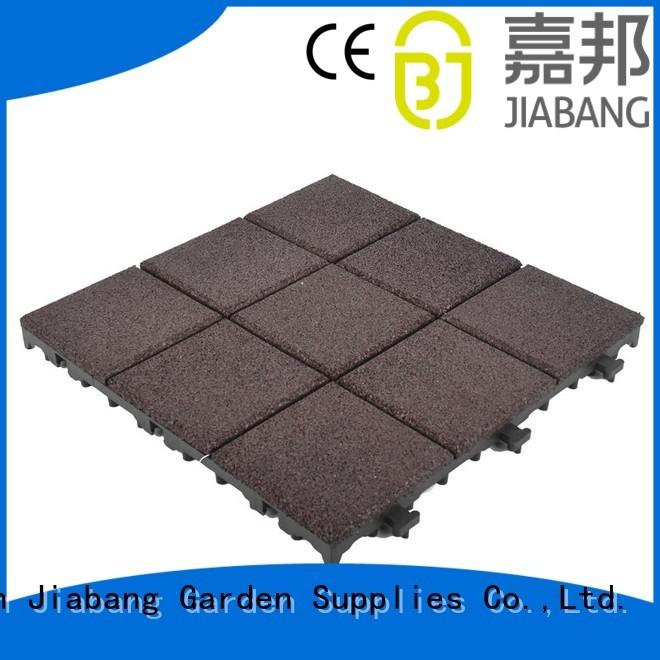 rubber mat tiles flooring gymnastics Bulk Buy court JIABANG