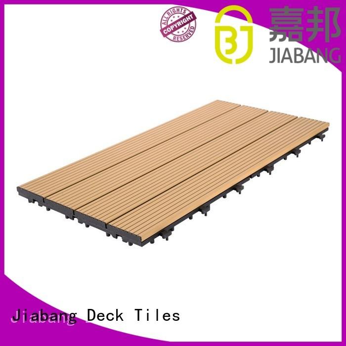 Hot aluminum deck board black JIABANG Brand