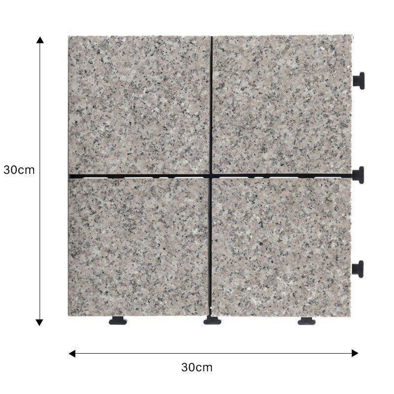 deck floor tiles