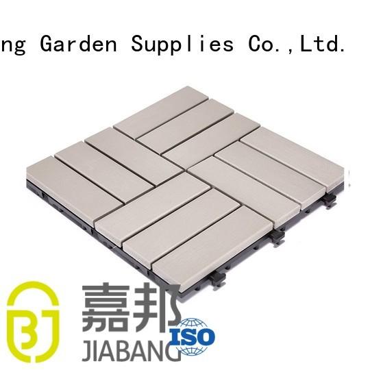 JIABANG Brand tiles deck pvc deck tiles decking supplier