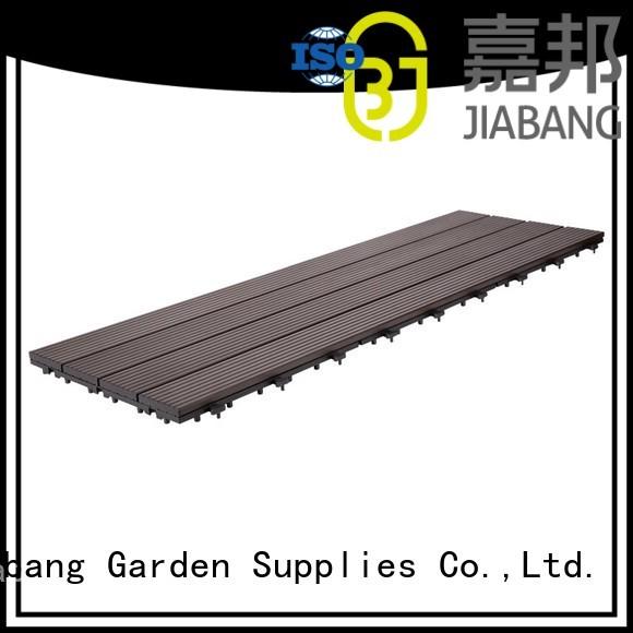 aluminum grey OEM aluminum deck board JIABANG
