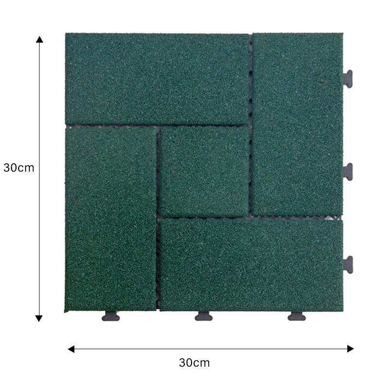 plastic patio flooring