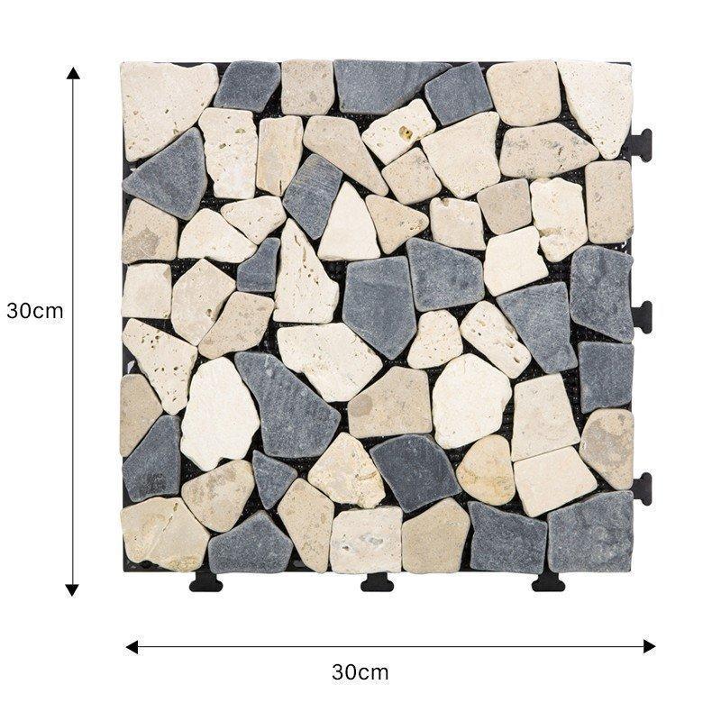 garden deck tile