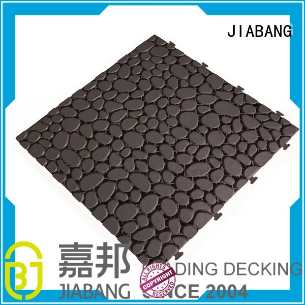 bathroom kitchen flooring deck JIABANG Brand non slip bathroom tiles supplier