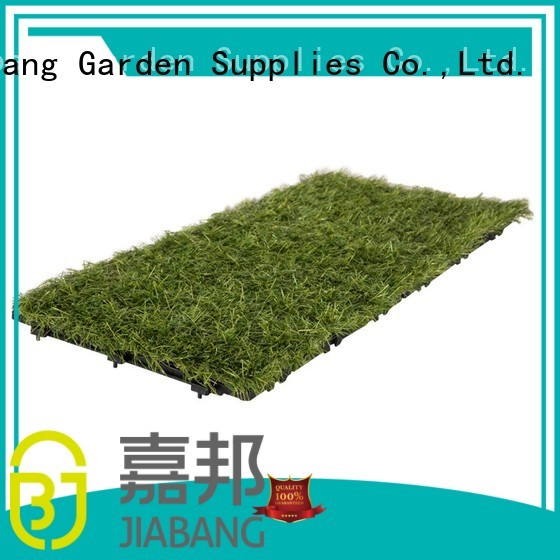 g004green patio artificial JIABANG Brand grass floor tiles