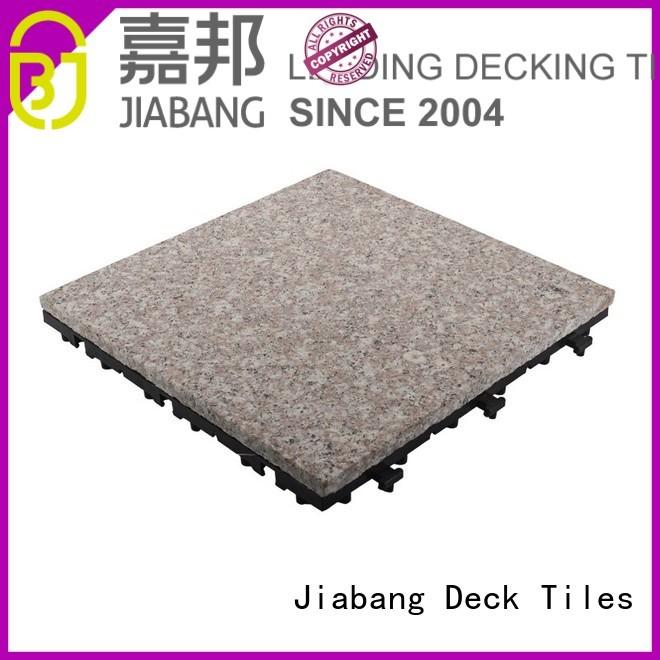 natural flooring exterior granite deck tiles JIABANG