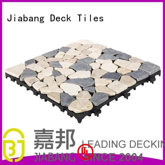 yellow tile easy travertine deck tiles JIABANG