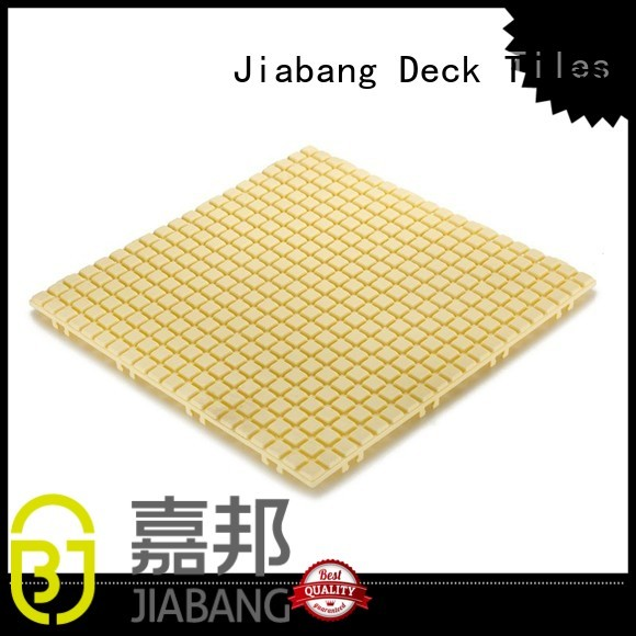 Hot non slip bathroom tiles black JIABANG Brand