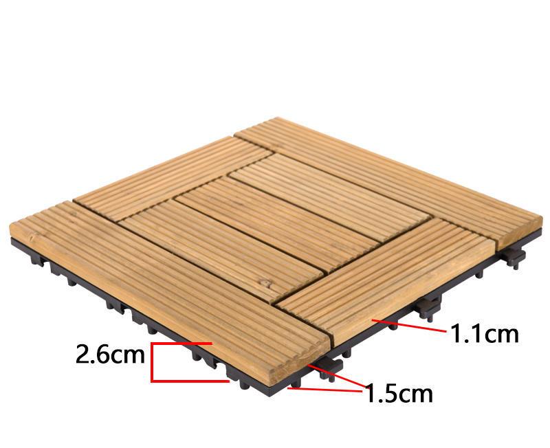 deck flooringinterlocking
