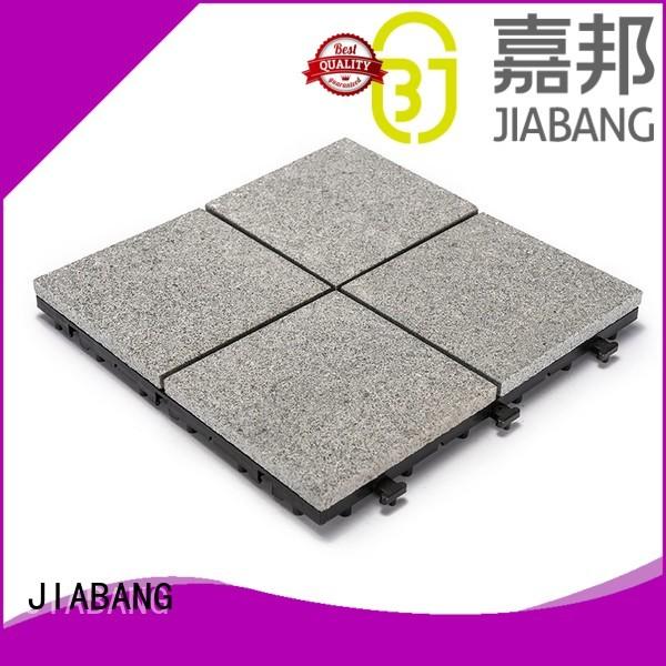 JIABANG Brand garden floor flamed granite floor tiles