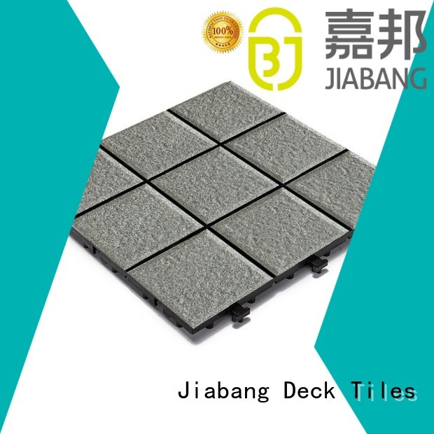 JIABANG Brand patio 30x30cm custom ceramic garden tiles